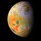 Io, luna de Júpiter