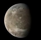 Ganímedes luna