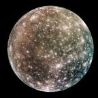 Calisto luna