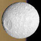 Mimas, satélite de Saturno