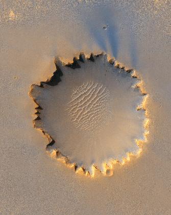 crater victoria