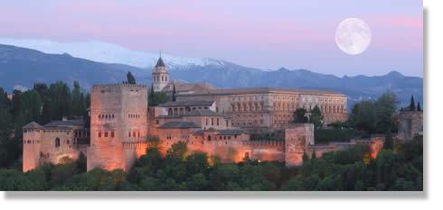 Alhambra de Granada, matemáticas y astronomía