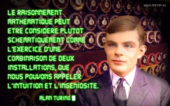 Alan Turing. Citations.