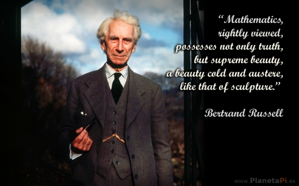 Bertrand Russell, Mathematics quotes