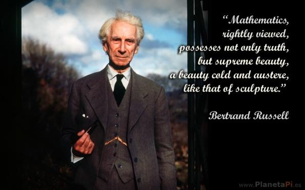 Bertrand Russell, Mathematics quotes