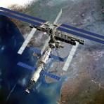 ISS estacion espacial internacional