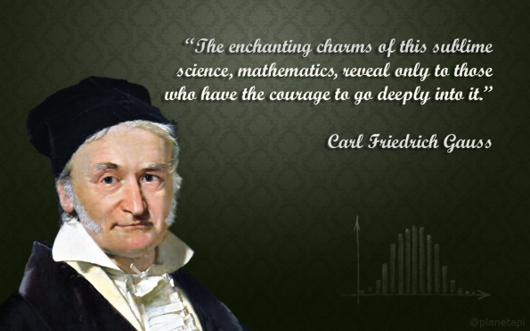 quotes carl gauss