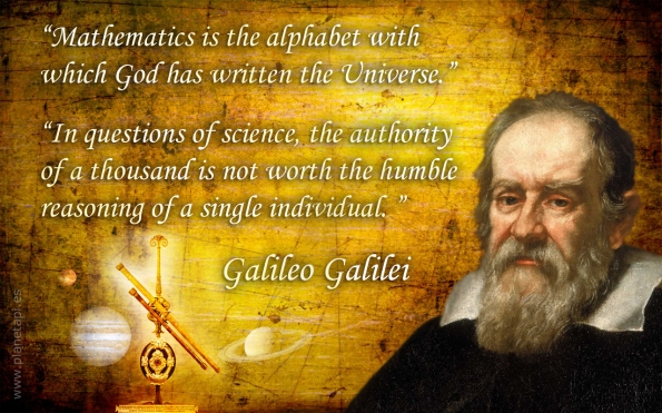 galileo galilei quotes sentences english