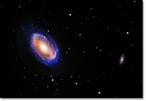 galaxia madura