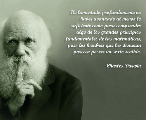 Charles Darwin Frases