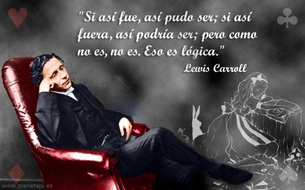 lewis carroll frases