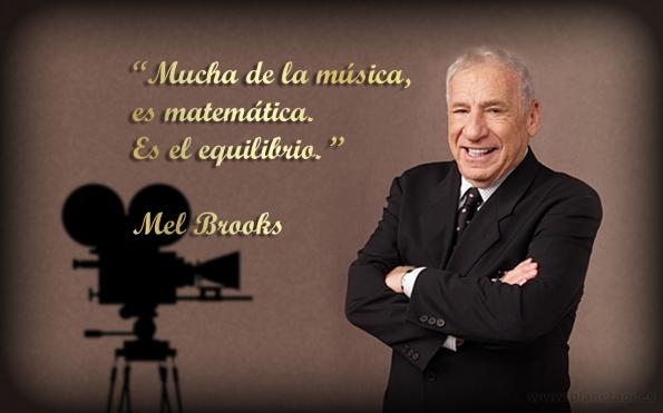 Mel Brooks y las matemáticas